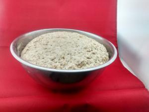 masa básica harina blanca y salvado