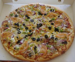 pizza aceitunas negras