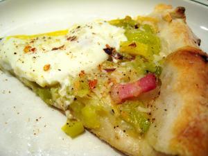 pizza crema zapallitos
