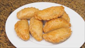 Empanadillas de Ventresca de bonito del Norte y huevo