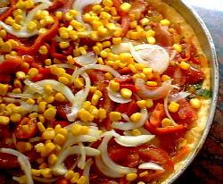 Primera parte, historia de la pizza
