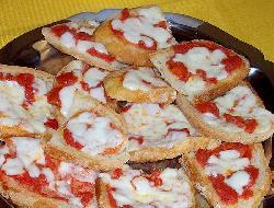 Pizzetas originales