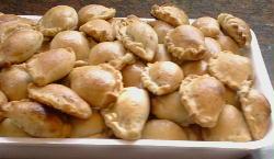 empanadas de queso maiz y aceitunas