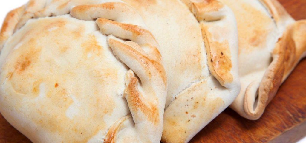 masa empanadas horno