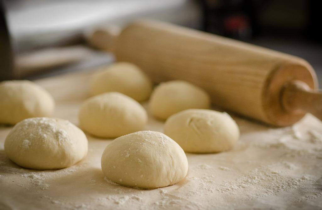 receta de pizza con harina leudante