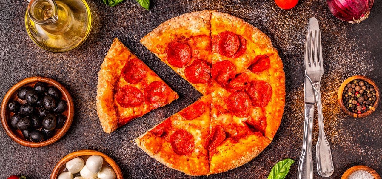 pizza ingredientes