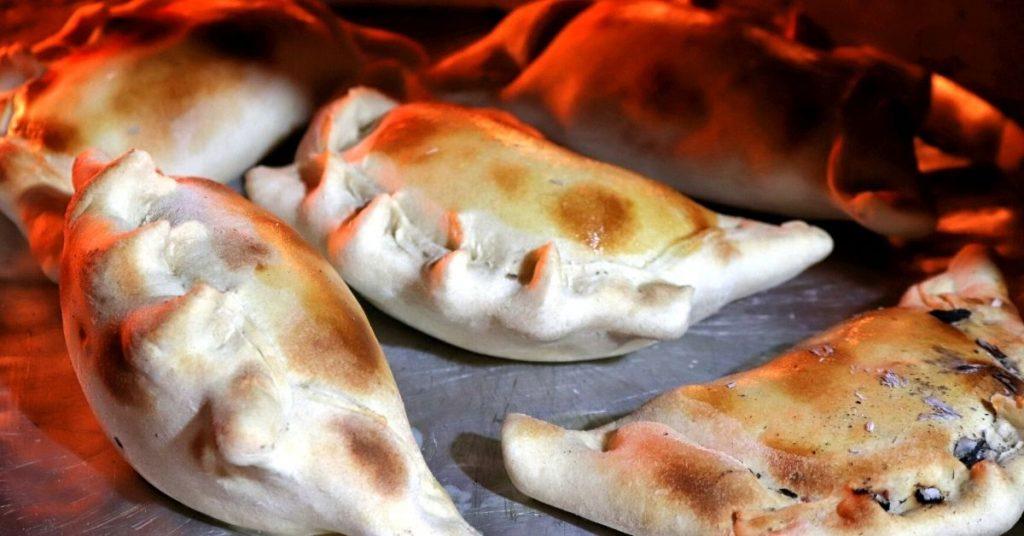 Empanadas vegetarianas