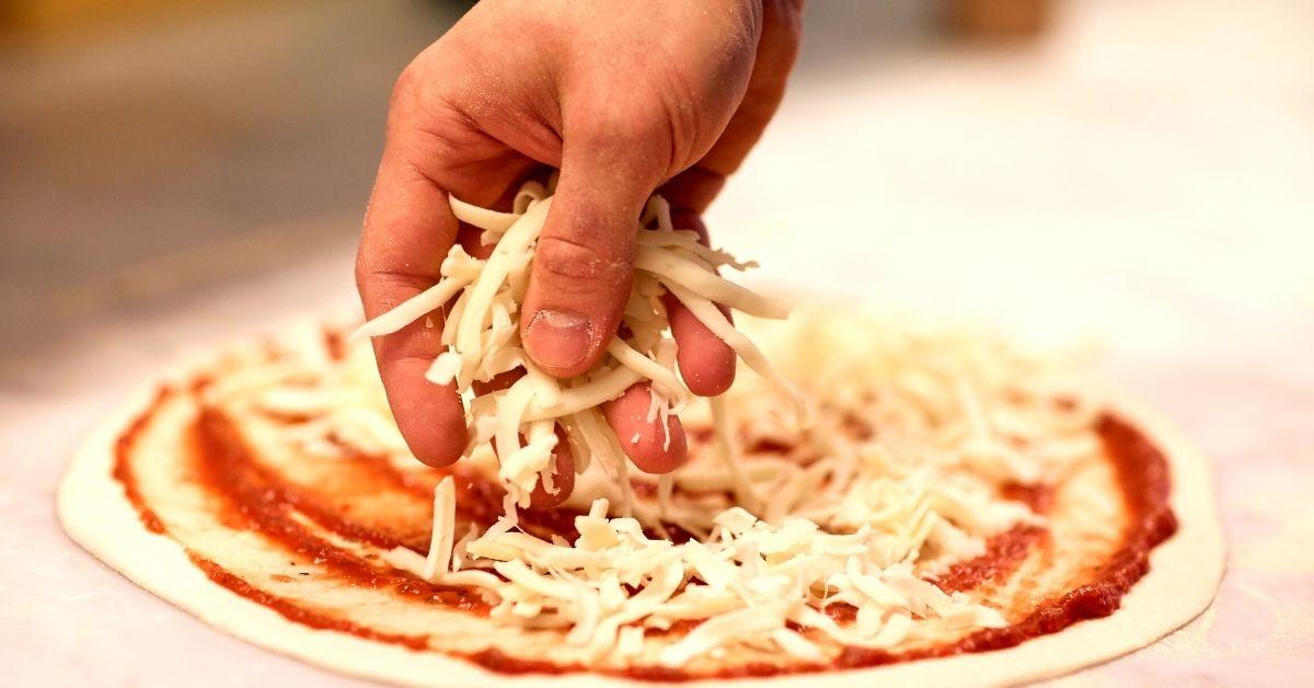 Pizza apta para celíacos