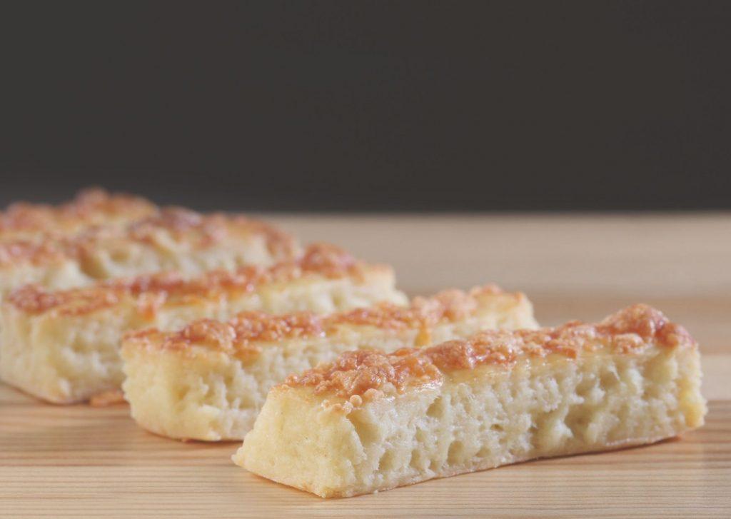 Tarta de los tres quesos